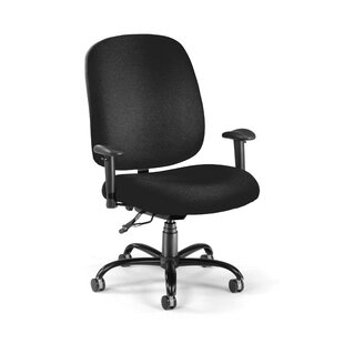 Big And Tall Ergonomic Task Chair by OFM Cheap