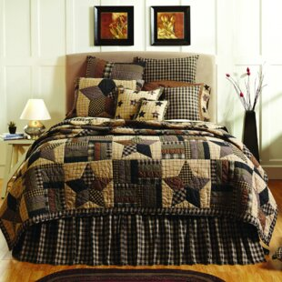 Alcantar Patchwork Quilt Collection