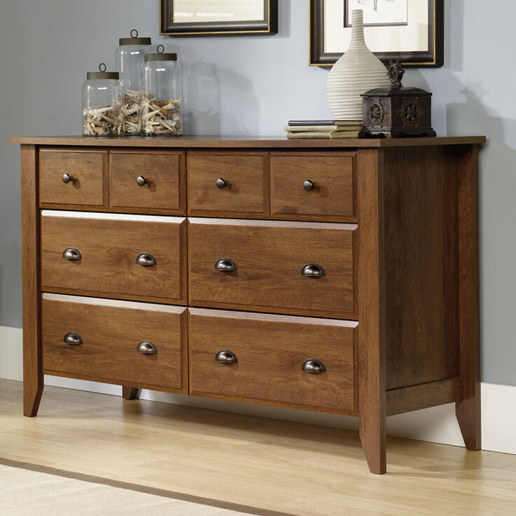 small bedroom dresser chest andover mills revere 6 drawer dresser amp reviews wayfair 17142