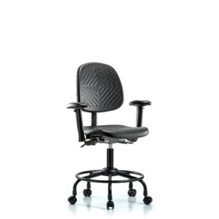 Sheila Drafting Chair by Symple Stuff Today Sale Only