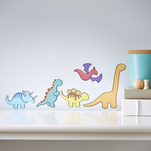 Mini Dinosaurs Wall Decals (Set Of 32)