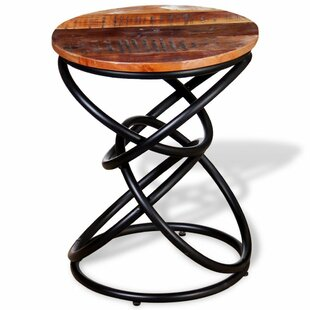 Baleine End Table by World Menagerie