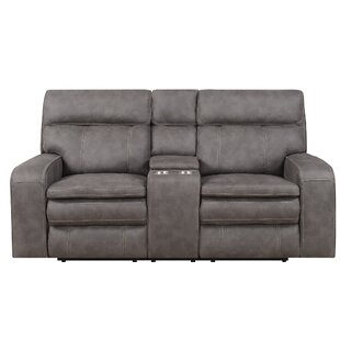 Coupon Eoin Reclining Loveseat by Red Barrel Studio Reviews (2019) & Buyer's Guide