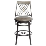 Chickerell Swivel Bar & Counter Stool by Alcott Hill®