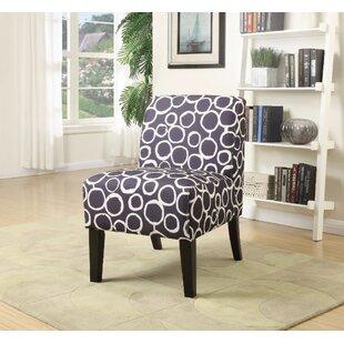 Ebern Designs Lambrecht Slipper Chair