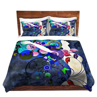 DiaNoche Designs Wondrous Night Duvet Set