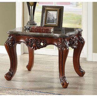 Astoria Grand Rosa End Table