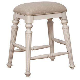 One Allium Way Alisa Bar Stool (Set of 2)