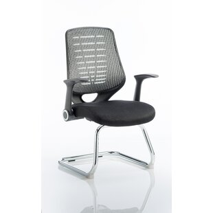 Cantilever Visitor Chair By Symple Stuff