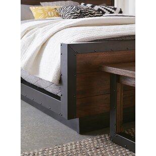 17 Stories Dahlke Platform Bed