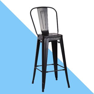 Chelsea 30 Bar Stool (Set of 4) by Hashtag Home