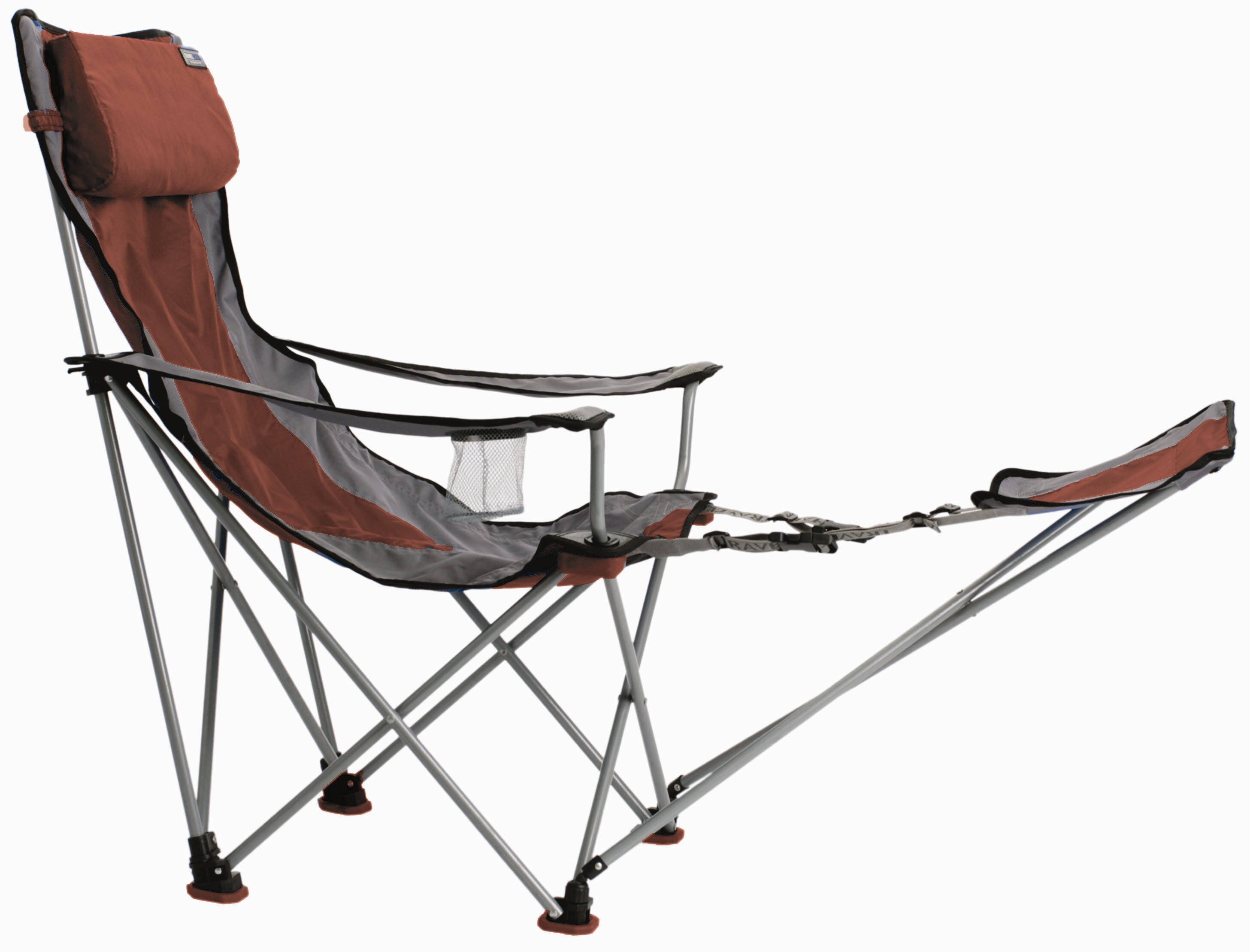 Travel Chair Folding Camping Chair with Cushion & Reviews