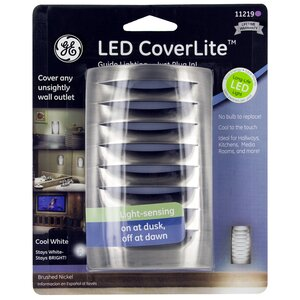 CoverLite Auto On and Off Night Light