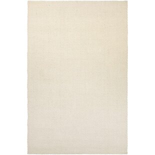 Deals Lauren Air Hand-Loomed Off White Area Rug By Laurel Foundry Modern Farmhouse