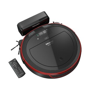 Scout RX2 Bagless Robotic Vacuum By Miele