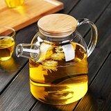 Stovetop Safe Glass Teapot