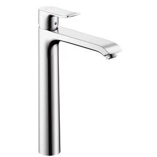 Read Reviews Metris E Single Hole Standard Bathroom Faucet ByHansgrohe