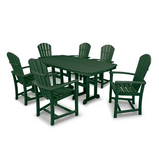 POLYWOOD® Palm Coast 7 Piece Dining Set