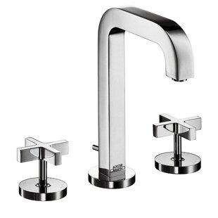 Axor Axor Citterio Widespread Faucet with Cross Handles