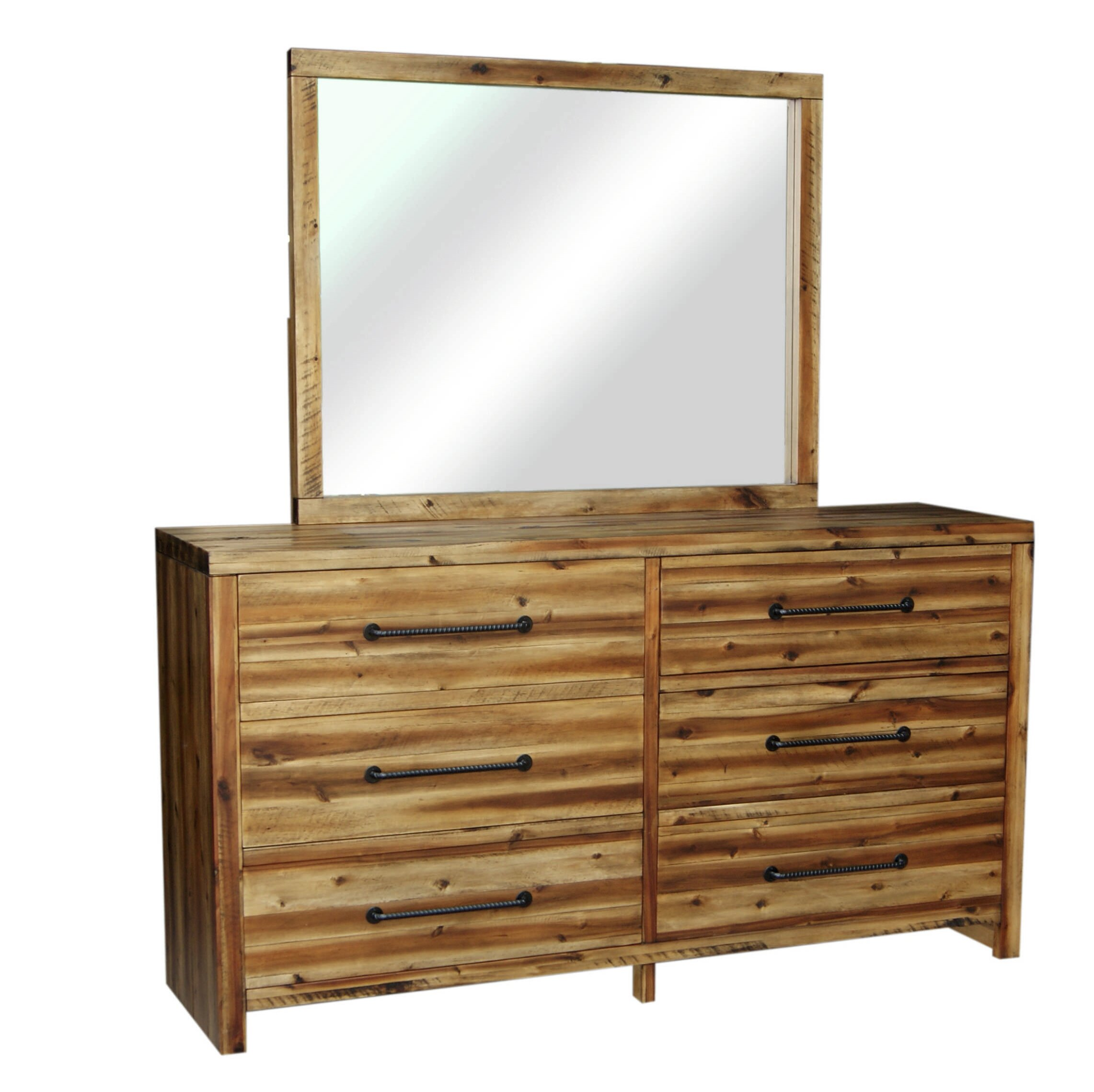 Dresser With Mirror Union Rustic Dressers Chests You Ll Love In 2021 Wayfair