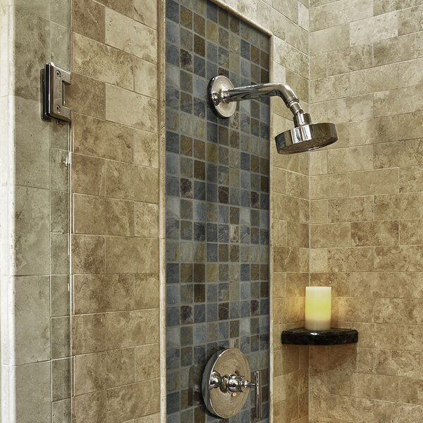 surprising Tile Shower Part - 17: Shower Tile Youu0027ll Love | Wayfair