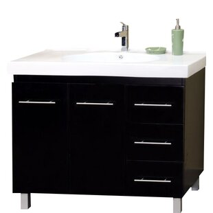 "Brisson 39"" Single Bathroom Vanity Set"