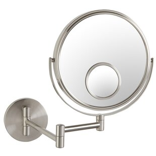 Looking for Dual Sided Wall Mount Mirror with Spot Mirror By Jerdon
