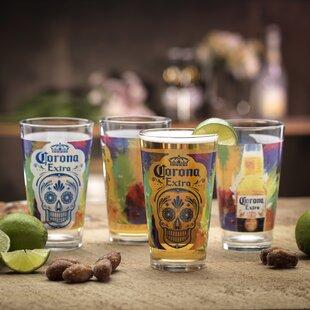 Corona 16 oz. Glass (Set of 4)