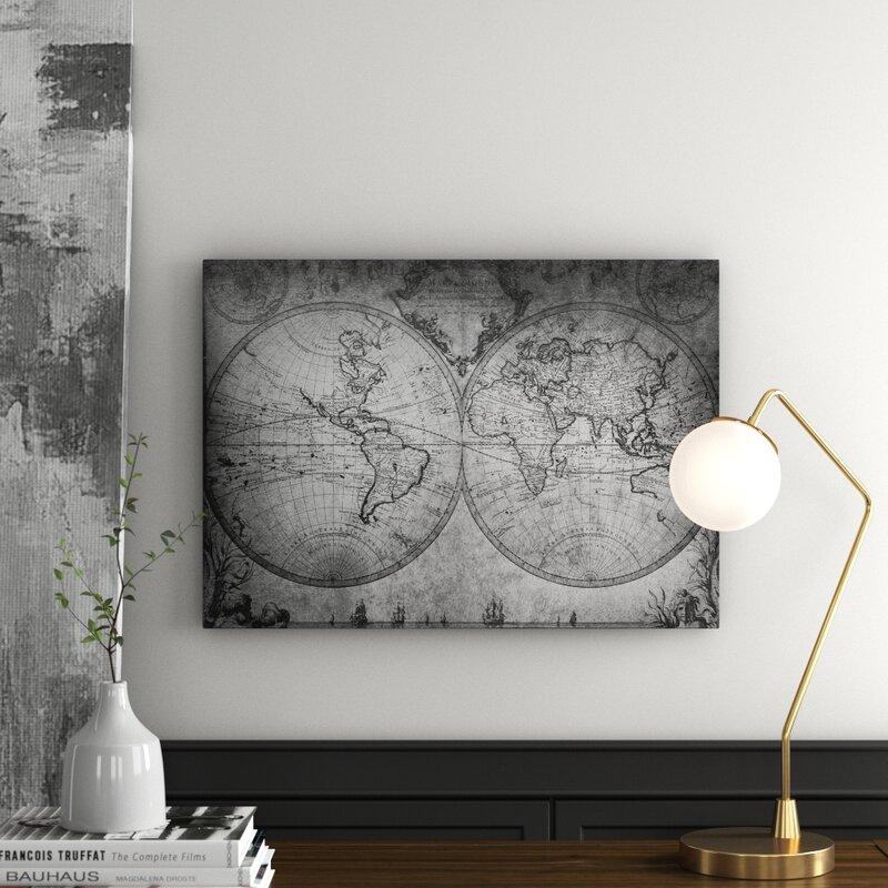 Dekoration Deutschlandfahne Leinwandbild Wanddeko Kunstdruck Möbel & Wohnen