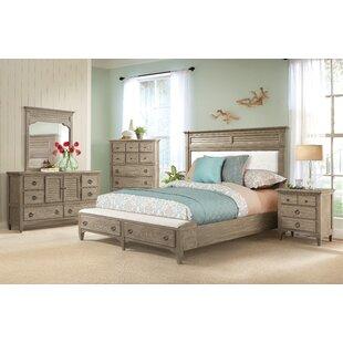 Manhart Platform 6 Piece Bedroom Set by Gracie Oaks