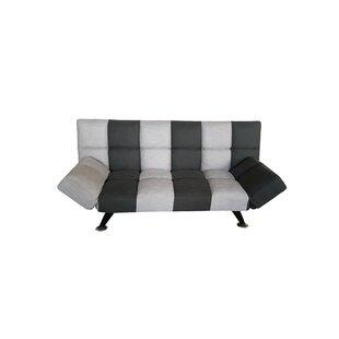 Baret 3 Seater Clic Clac Sofa Bed By Ebern Designs