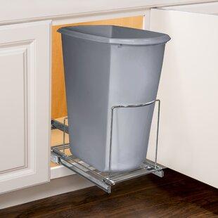 Lynk® Professional® Slide Out Bin Holder Under Cabinet Pull Out Drawer