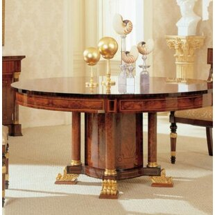 Astoria Grand Priston Solid Wood Dining T..