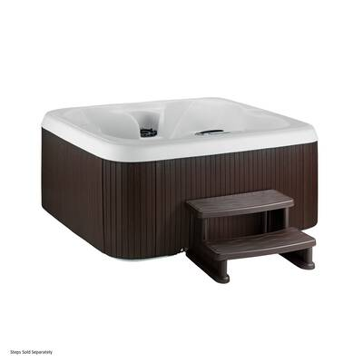 aquarest spas select 150 4 person plug and play 12 stainless ls100 plus 4 person 20 jet plug and play spa