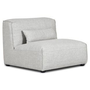 Alberica Armless Lounge Chair