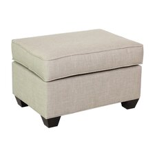 Clark Ottoman by Edgecombe Furniture