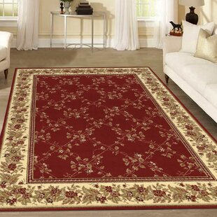Find Weisgerber Red/Brown/Beige Area Rug By Astoria Grand