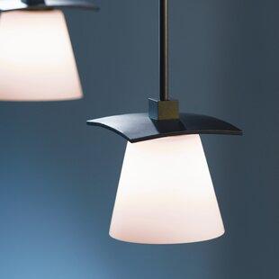 Hubbardton Forge Wren 1-Light Cone Pendant