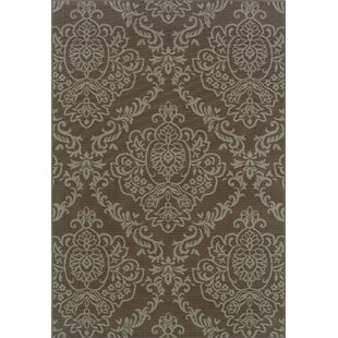 Milltown Grey Indoor/Outdoor Area Rug