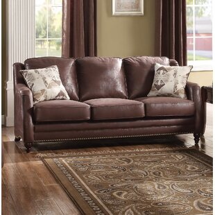 Buy clear Ochoa Standard Sofa by Canora Grey Reviews (2019) & Buyer's Guide