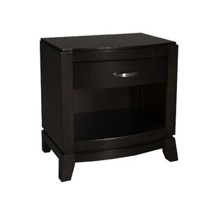 Loveryk 1 Drawer Nightstand by Darby Home Co