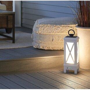 Montego Portable Bluetooth LED Lantern by Kichler