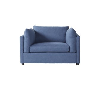 Mauk Cuddle Chair and a Half by Ivy Bronx