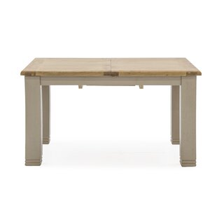 Viktor Extendable Dining Table By Beachcrest Home