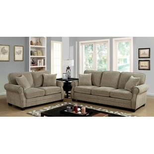 Best Reviews Alcalde Configurable Living Room Set by Darby Home Co Reviews (2019) & Buyer's Guide