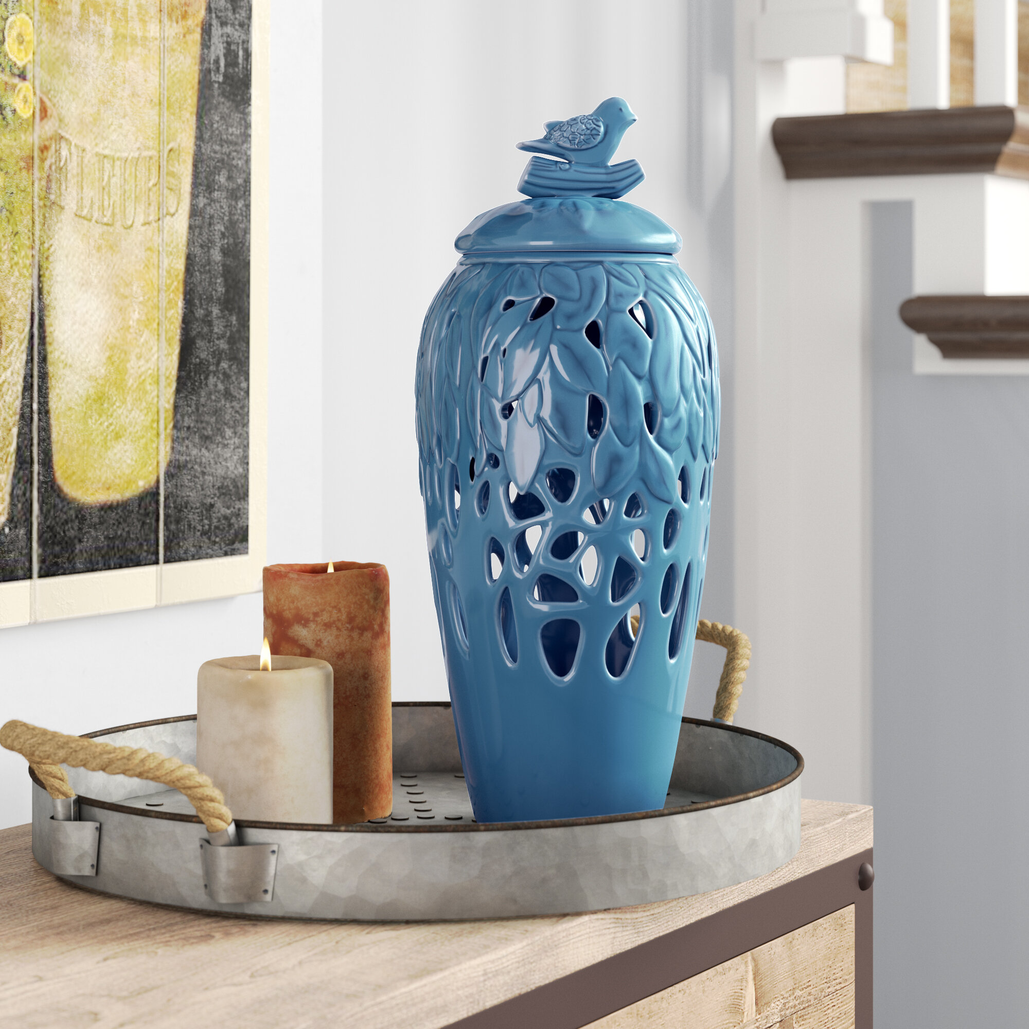Medium Urns Jars Vases Urns Jars Bottles You Ll Love In 2021 Wayfair