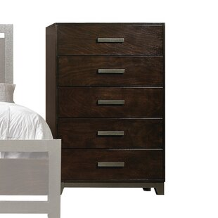 Nannette 5 Drawer Chest
