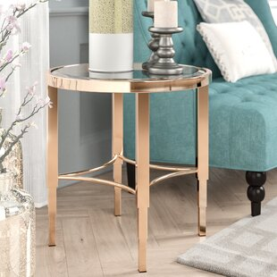 Jaidan End Table by Willa Arlo Interiors