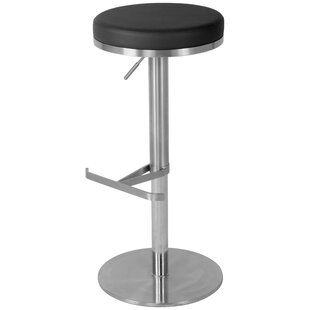 Hairston Adjustable Height Swivel Bar Stool