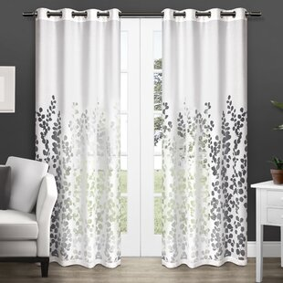 63 Inch Sheer Curtains Wayfair